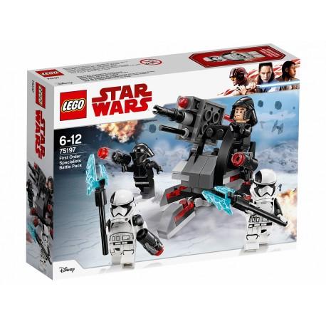 LEGO Star Wars Боевой набор специалистов Первого ордена