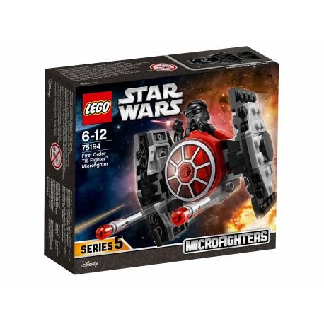 LEGO Star Wars Микрофайтер Истребитель СИД