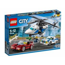 LEGO City Стремительная погоня  60138