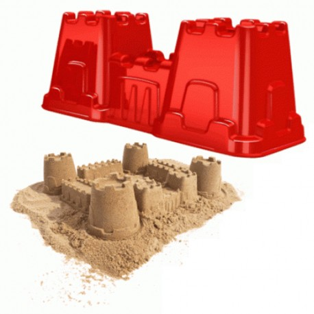 Формочка для песка, крепостные ворота
