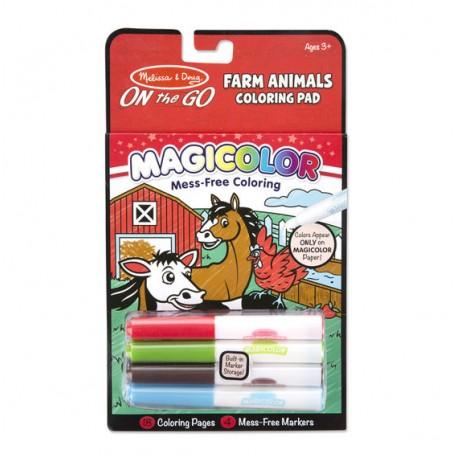 Раскраска  животные с Фермы Melissa Doug (США) 9126