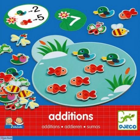 Игра Сложение Djeco (Франция)