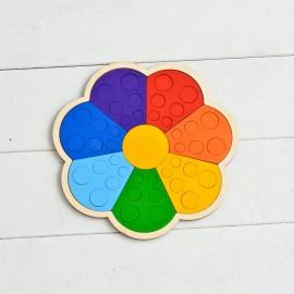 Мозаика Цветик-Семицветик Raduga kids (Россия)