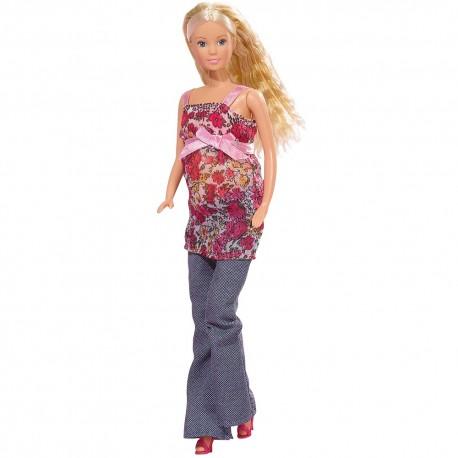 Кукла беременная Steffi (Германия)
