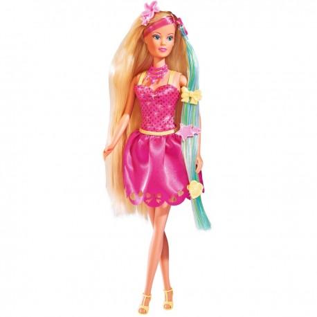 Кукла Steffi (Германия) набор стильные волосы