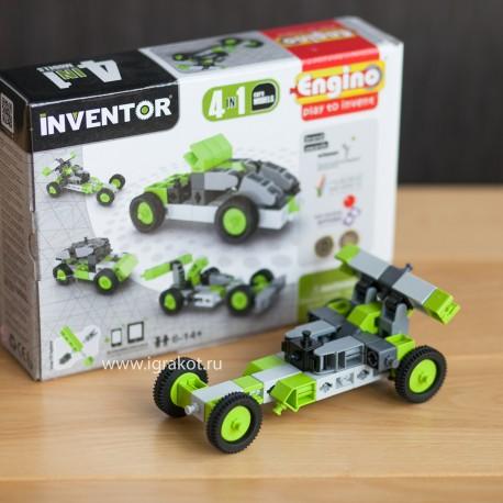 Конструктор ENGINO INVENTOR Автомобили - 4 в 1 PB 11/0431