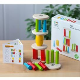 Башня Тумблинг Plan Toys (Тайланд)