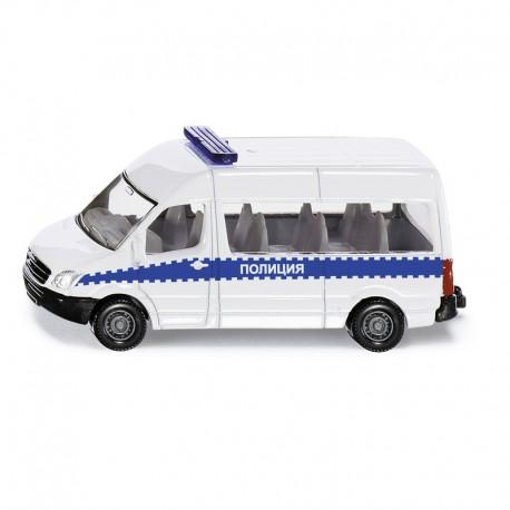 Микроавтобус Полиция Siku (Германия) 0806
