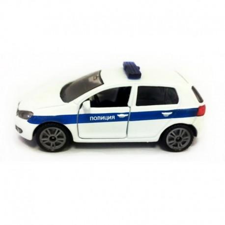Полицейская машина Siku