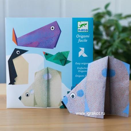 Оригами Полярные животные Djeco 08777