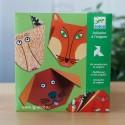 Оригами Бумажные животные Djeco (Франция) 08761