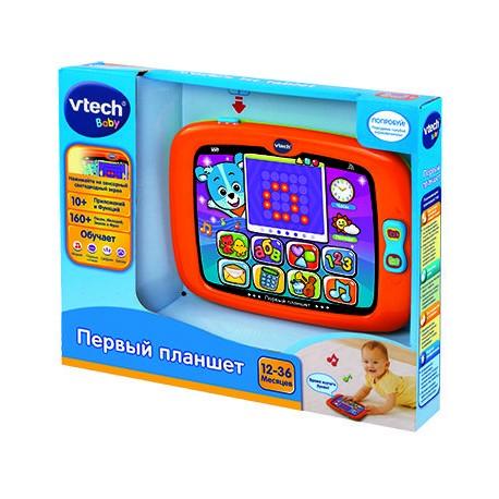 Первый планшет VTECH