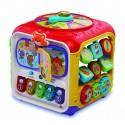 Интерактивный куб Играй и учись VTECH