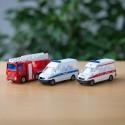 Набор из 3 машин службы спасения Siku (Германия)