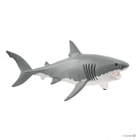 Большая белая акула Schleich (Германия) 14700