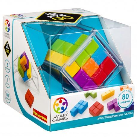 Логическая игра IQ-Куб GO  BONDIBON SMARTGAMES