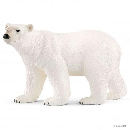 Белый медведь Schleich (Германия) 14659