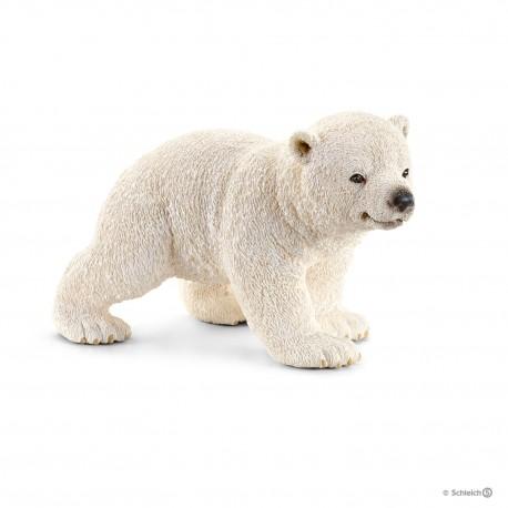 Белый медведь, детеныш Schleich (Германия) 14660