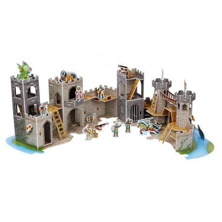 3D Пазл Рыцарский замок Melissa Doug (США) 9046