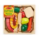 Готовь и играй  набор порезанных продуктов Melissa Diug (США) 487M