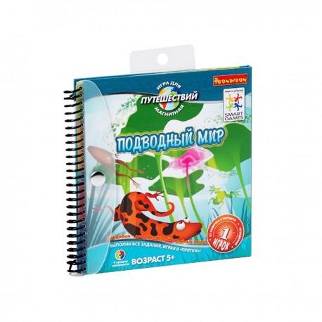 Магнитная игра подводный мир Bondibon (Smart Games)
