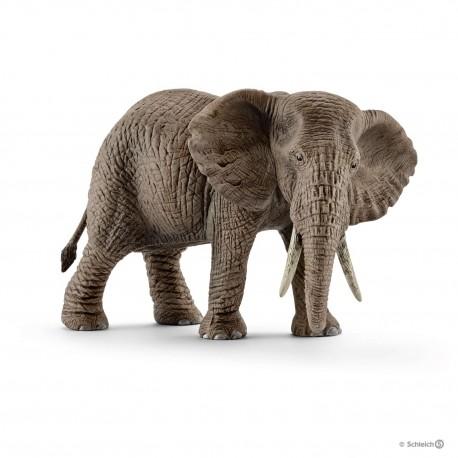 Африканский Слон, самка Schleich (Германия) 14761