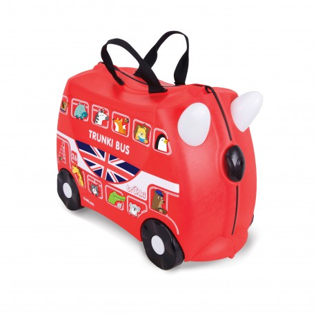 Чемодан на колесиках Автобус Trunki (Англия)