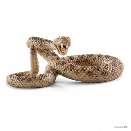 Гремучая змея Schleich  14740