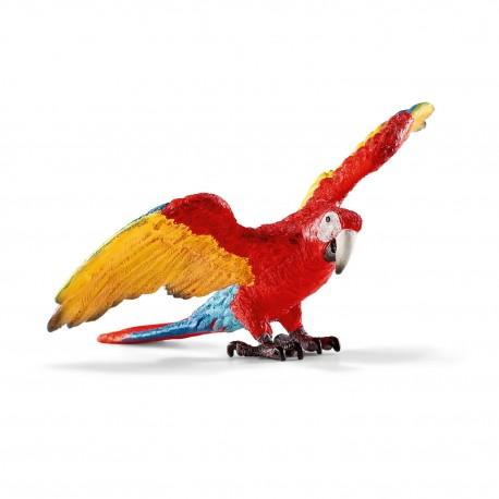 Попугай Ара Schleich (Германия) 14737