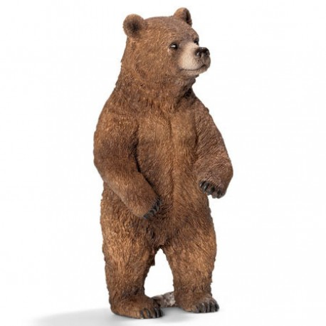 Медведь гризли самка Schleich (Германия) 14686