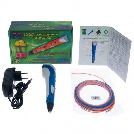 3D-ручка синяя HONYA SC-3