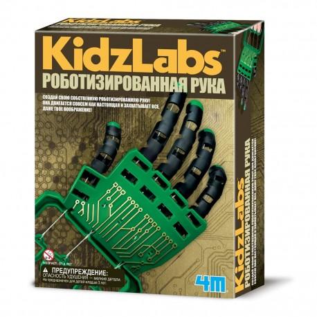 Набор Роботизированная рука 4M