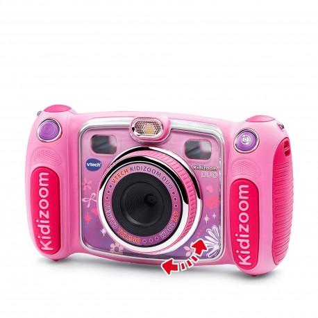 Цифровая камера Kidizoom duo розового цвета VTECH 80-170853