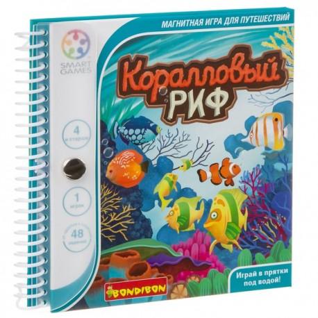Логическая игра кораловый риф Bondibon (Smart games)