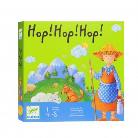 Настольная игра Хоп, хоп, хоп! Djeco (Франция) 08408