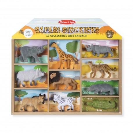 Фигурки животных Сафари Melissa and Doug (США) 593