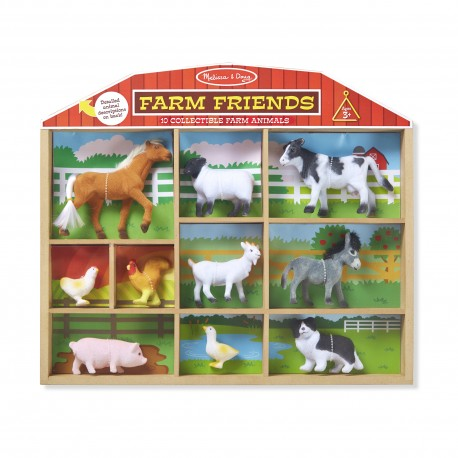 Фигурки животных Ферма Melissa and Doug (США) 594