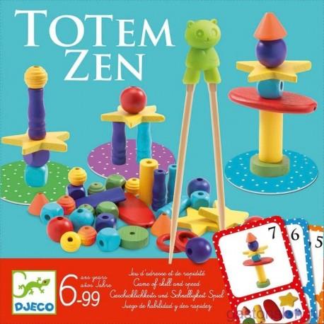 Настольная игра Тотем Зен Djeco (Франция) 08454