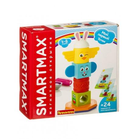 Мой первый тотем Smartmax (Бельгия)