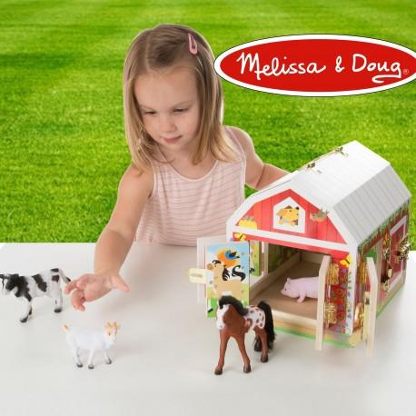 Дом с замочками Melissa and Doug (США) 2564