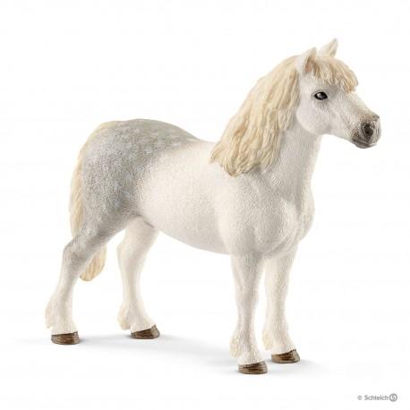 Жеребец Уэльского пони Schleich (Германия) 13871