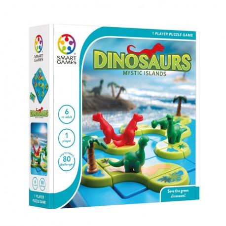 Динозавры Таинственные острова BONDIBON