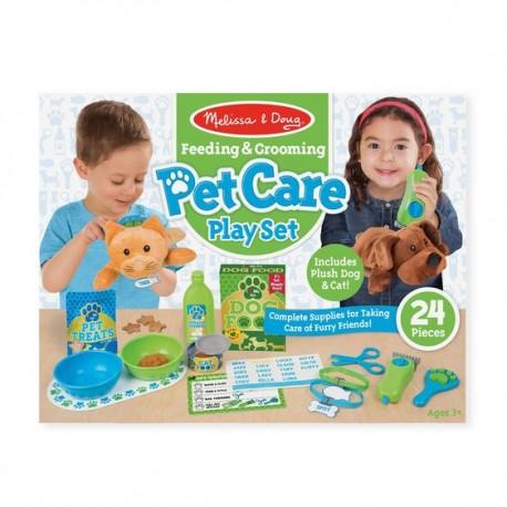 Pet Car (Набор по уходу за питомцем) Melissa and Doug (США) 8551