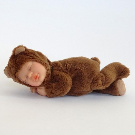 "9"" детки-мишки (шоколадные) Anne Geddes"