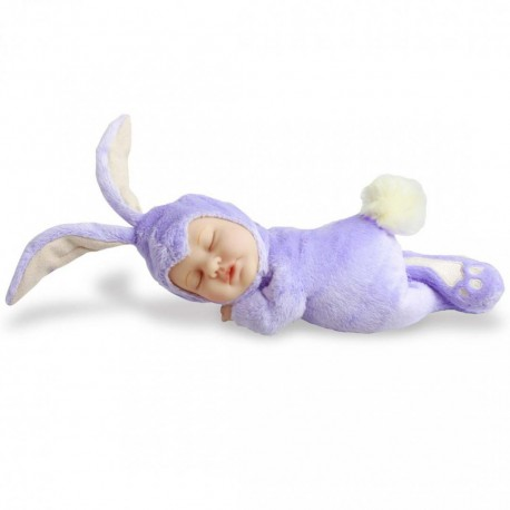 9' Детки-кролики (фиолетовые) Anne Geddes