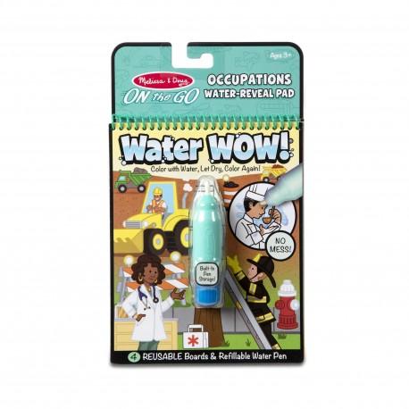 Раскраска водой профессии Melissa and Doug (США) 30180