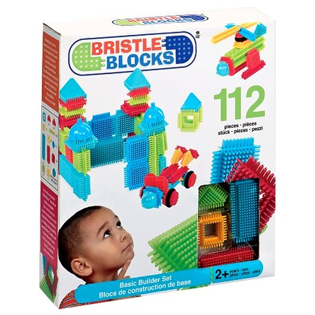 "Игольчатый конструктор 112 дет. ""Bristlle Blocks"", Battat(Канада)"