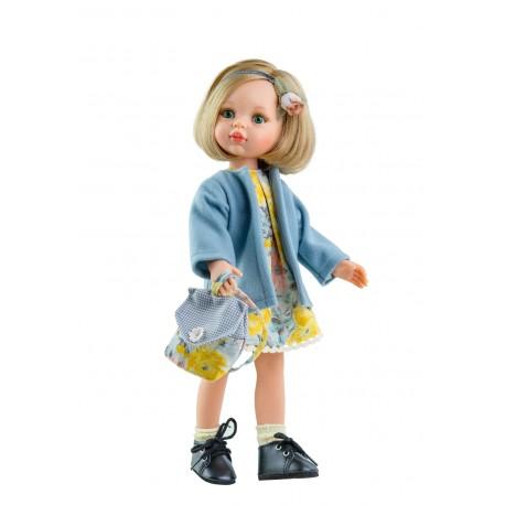 Кукла Карла, 32 см Paola reina (Испания) 04416
