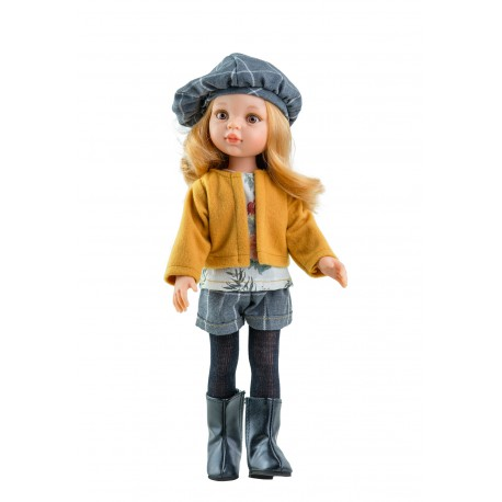 Кукла Даша, 32 см Paola Reina (Испания) 04417
