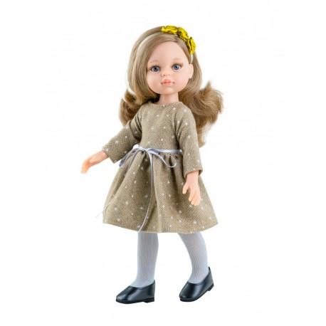 Кукла Карла 32 см Paola Reina (Испания)  04413